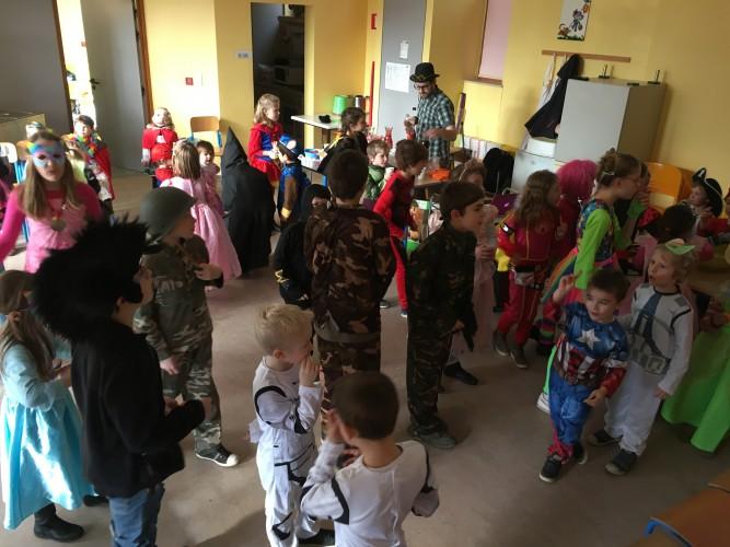 Carnaval à l'école 24 février 2017